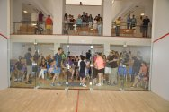 Squash Court Yapımı