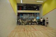 Squash Kort Yapımı